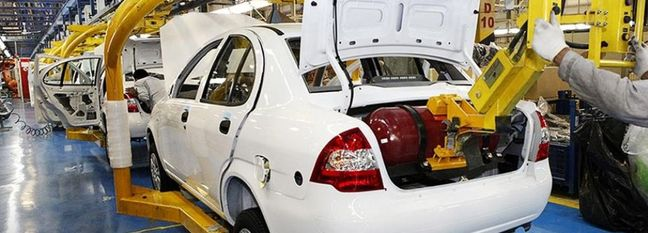 Converting 1.4m Gasoline-Powered Vehicles to CNG Hybrids in Iran