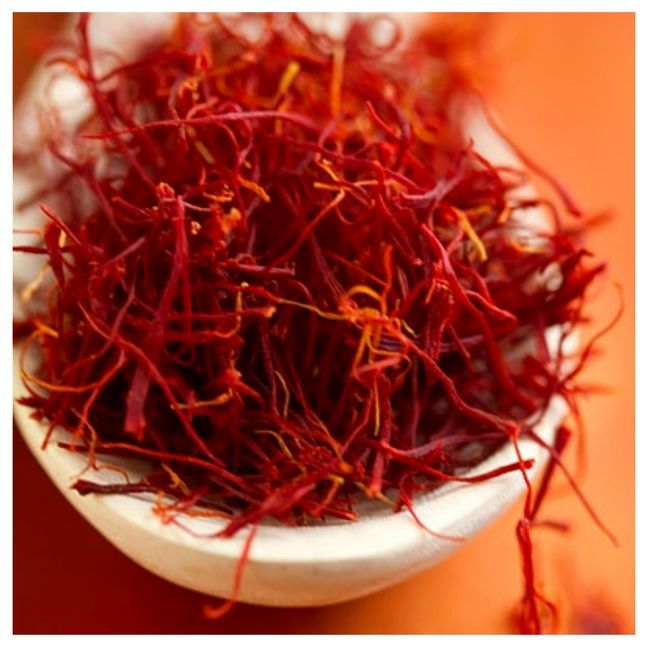 China Raises Tariff on Iran Saffron