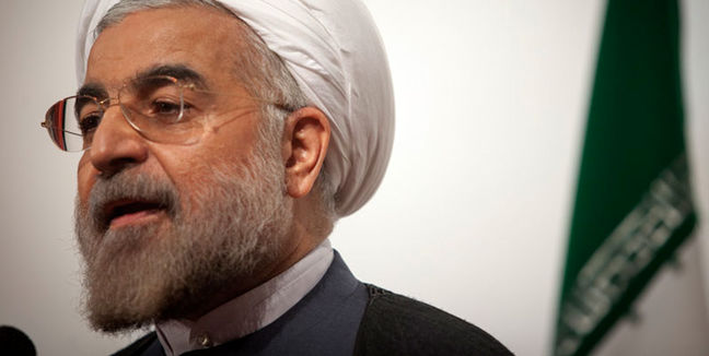 Iran's State TV Cuts House-Arrest References From Rouhani Video