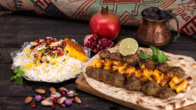 10 Traditional Persian Foods