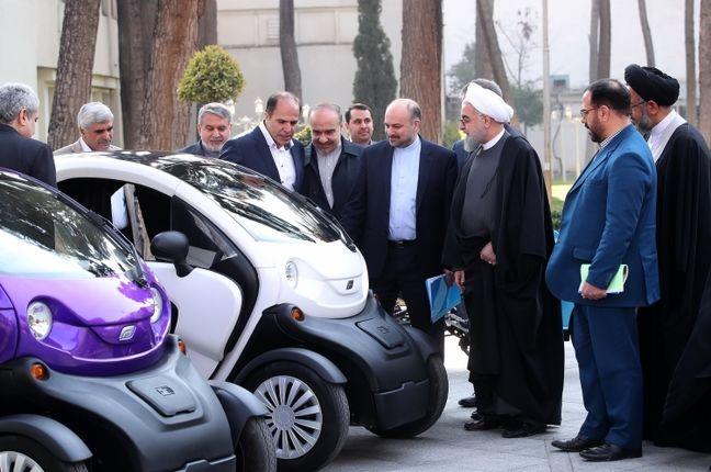 Iran Gov't Announces Hybrid Vehicle Tax Incentive