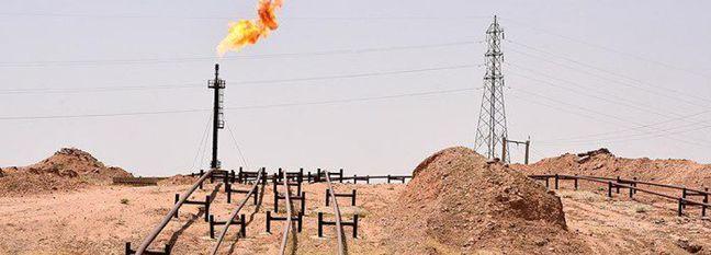 Gas Flaring Down 40%