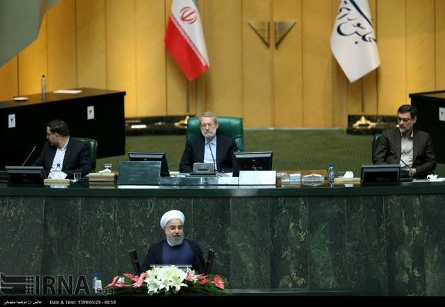 Majlis approves Rouhani's ministers, except one