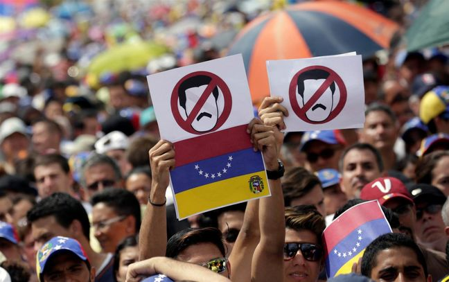 Venezuela faces outrage after new assembly takes legislative power