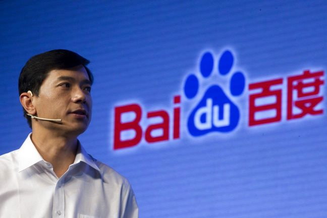 Baidu's CEO Wants China's Help on Robot Cars and a Local SpaceX