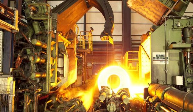 The Discreet Charm of Gas for Iranian Steel
