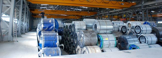 With Over 144K Tons, KSC Ranks First in Steel Exports