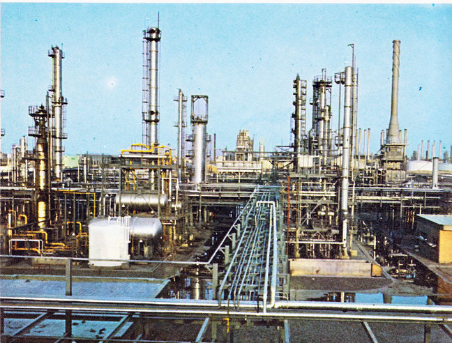 Iran's petrochemical output capacity up by 4.5m tons in 3 years