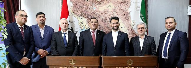 Iraq, Iran to Establish Joint Communication Taskforce
