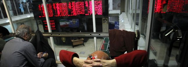 Tehran Stocks Rally Ahead of Half Yearly Reports