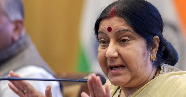 India says it only follows U.N. sanctions, not U.S. sanctions on Iran