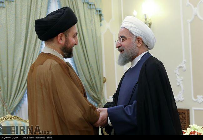 Rouhani: Iran supports Iraq stability, unity
