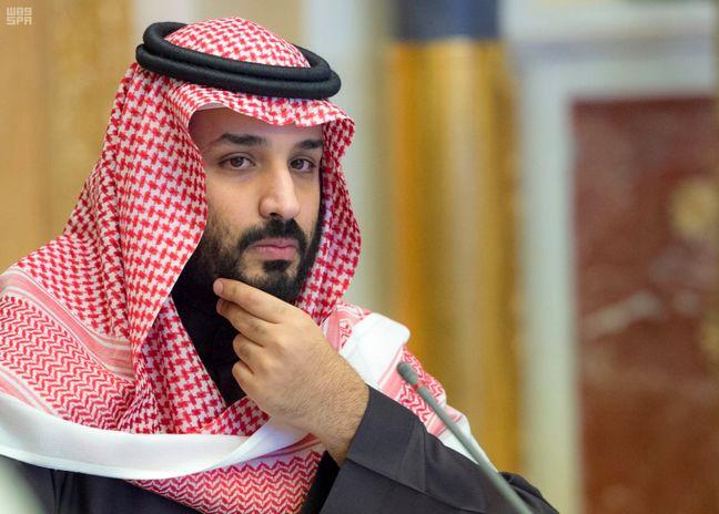 Saudi Economy Shrinks, Showing Task Facing New Crown Prince