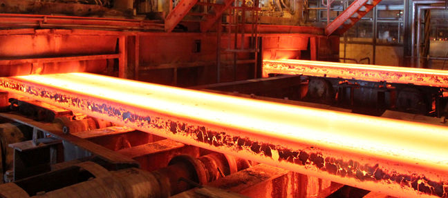 Iran Downstream, Upstream Steel Output During Two Months