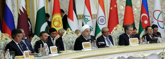 Iran Ready to Engage in CICA Development Projects