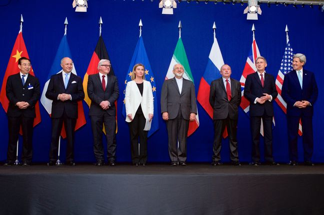 Will the U.S. Blow Up the Iran Nuclear Deal?