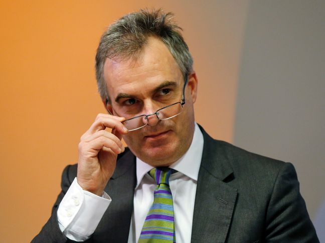 BoE's Broadbent: pound's fall a 'shock absorber' after EU vote - BBC radio