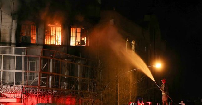Iran court begin trials over Saudi embassy raids