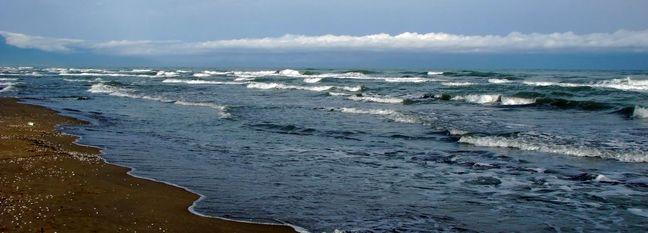 Study Reveals Substantial Caspian Sea Water Loss