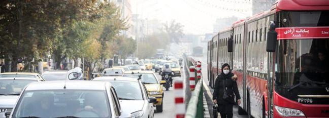 No Silver Lining for Tehran Smog