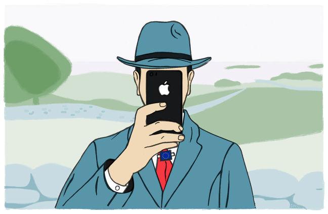 The Inside Story of Apple's $14 Billion Tax Bill
