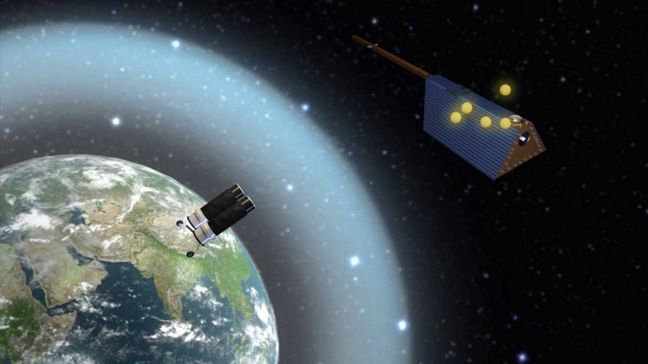 China launches 'hack-proof' communications satellite