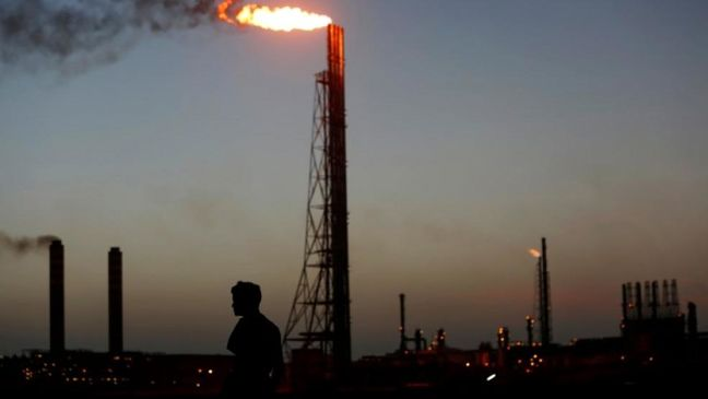 Oil edges up on talk of possible exporter moves to prop up market
