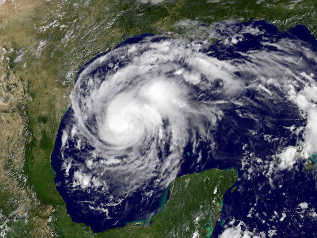 Harvey throws a wrench into U.S. energy engine
