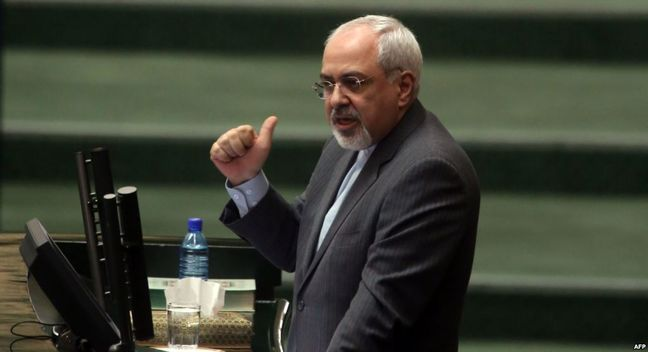 Zarif: No change in diplomacy apparatus for foreigners' pleasure