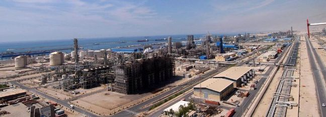 Asaluyeh Ethane Production to Increase by 2 Million Tons p.a.