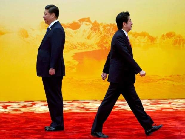 China-Japan Tensions Simmer Weeks Before Trump Takes Office