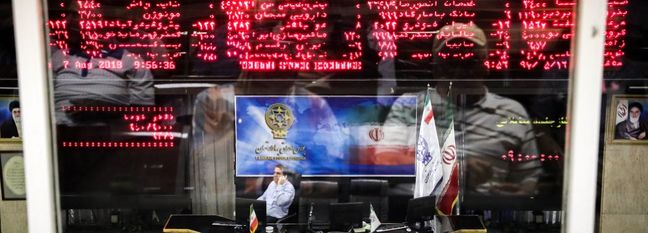 Tehran Stock Exchange Closes 5-Day Winning Streak