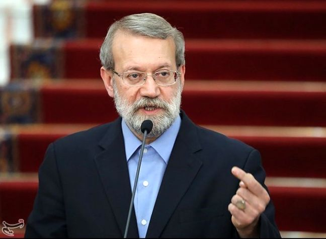 Larijani Urges Closer Int'l Parliamentary Coop.