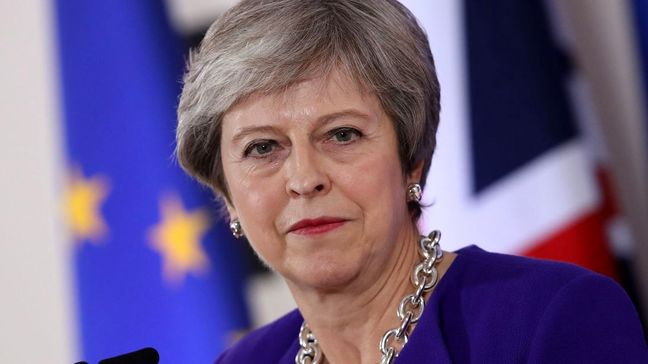 May and Brexit Future Now in Doubt