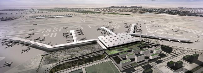 IKAC Focuses on Construction of Iran's Biggest Airport Terminal