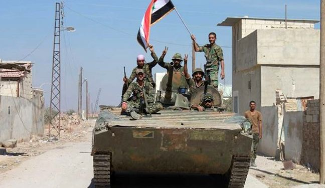 Syrian army escalates campaign to capture Damascus water supply