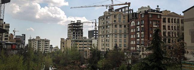 Tehran Home Sales Decline