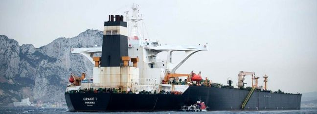 Official Upbeat About Release of Oil Tanker by Britain