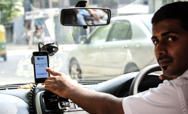 India's Ola Unveils Entertainment Tools for Ride-Sharing Users