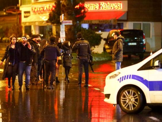 Gunman Kills at Least 35 People in Istanbul Nightclub Attack