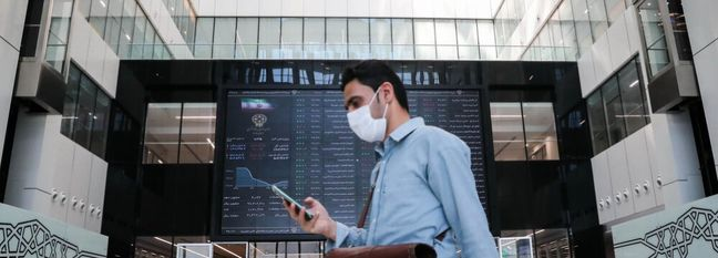Tehran Stock Market Losses Multiply