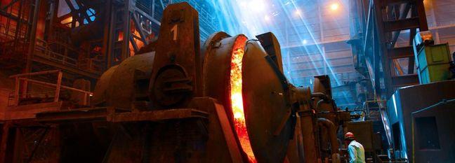 60% Decline in Iran's Exports of Heavyweight Steel Mills