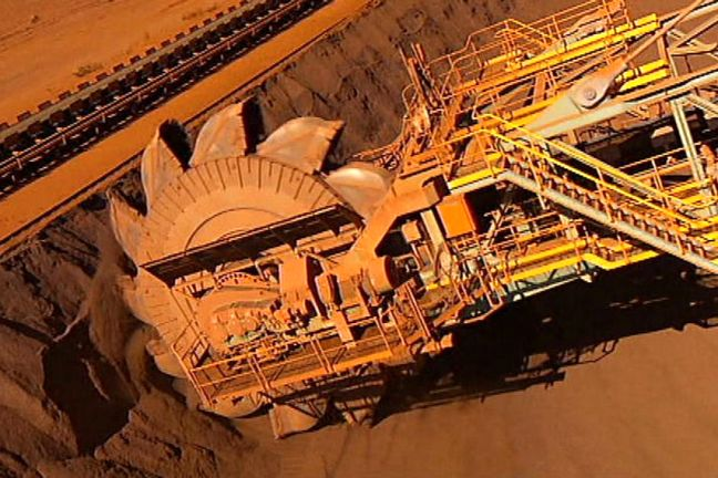 Private Iron Ore Miners Left High and Dry
