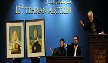 12th Tehran Auction Sells Artworks Worth $2.4m