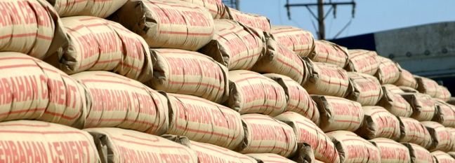 Cement Exported to 28 Countries