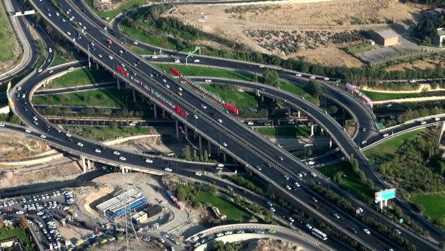 900 Km of Freeways Under Construction
