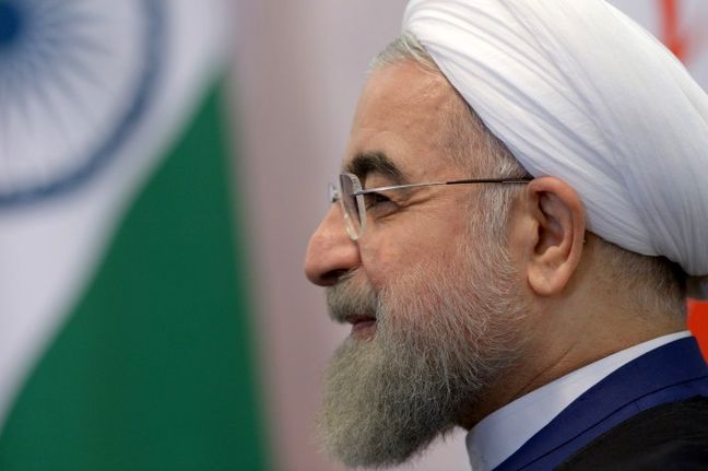 Rouhani Vows to Shed Iran Sanctions as Trump Piles on More