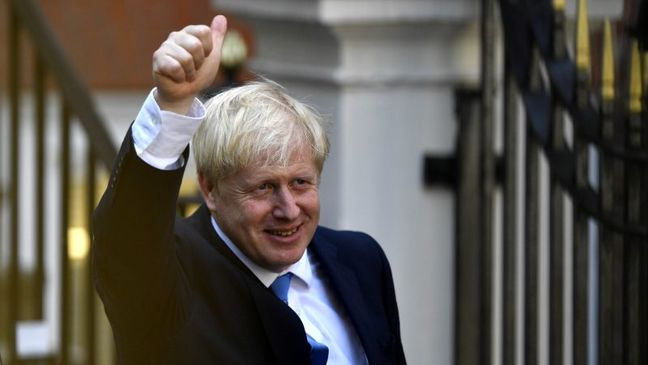 Johnson Wins UK PM Race, Vows to 'Get Brexit Done'