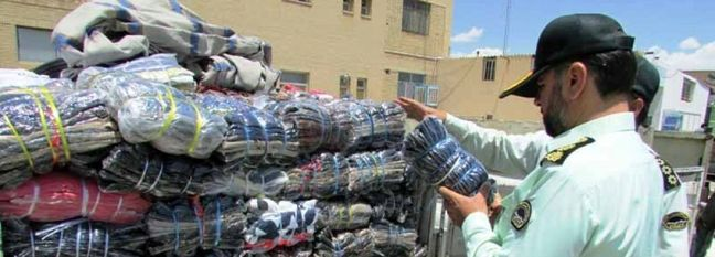 Iran: Contraband Worth $2.8m Seized in One Month