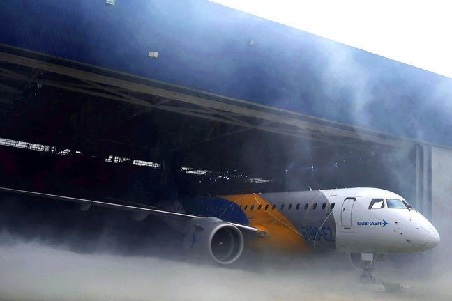 Embraer Expects Iran to Buy Short-Haul Jets